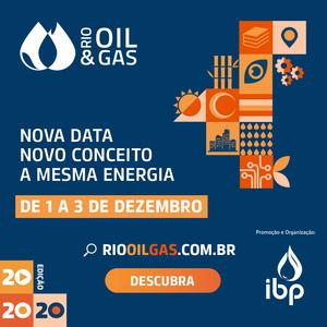 Rio Oil Gás - 1 a 3 de dezembro de 2020